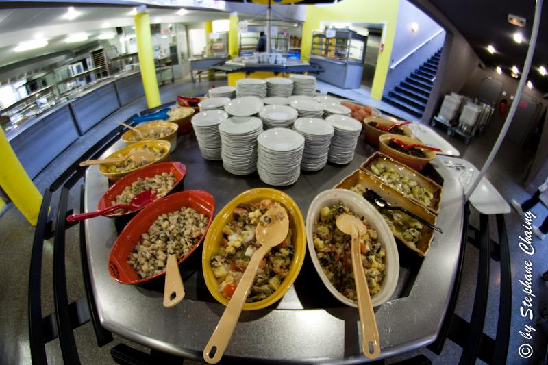 Restaurant scolaire lycée Jacques Monod 45